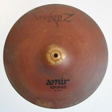 "Zildjian Amir Top Hi Hat Turkish Cymbal 14"" / 36 CM Cymbals Drums Made In USA"