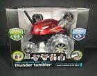 The Black Series Thunder Tumbler RC 360 Rally Car Remote Control Red NIB