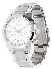 Dugena Premium Tresor Herren Chronograph Silber/weiß 7090163