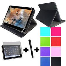 10.1 zoll Tablet Schutz Tasche - Lenovo Tab 2 25,65cm Hülle Bookstyle Folie 3in1