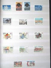 Finland Collection..Most Issues From 1990 to 1993. MNH.