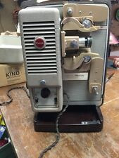 """Vintage Kodak """"Showtime"""" Model A20 8mm Film Projector with Case"""