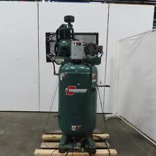 Champion Vr5 8 5hp Two Stage 80 Gallon Vertical Air Compressor 208v 3ph