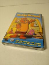 Adventures of Teddy Ruxpin - The Six Crystals [DVD] New Sealed Free Ship