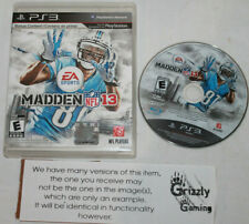 USED Madden NFL 13 Sony Playstation 3 PS3
