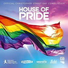 HOUSE OF PRIDE (CALVIN HARRIS, DJ SNAKE, COLDPLAY, HURTS,...)   2 CD NEW+