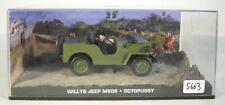 James Bond 007 Collection 1/43 Willys Jeep M606 - Octopussy in O-Box #5563