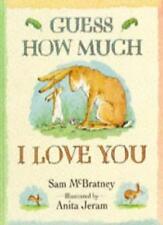 Guess How Much I Love You,Sam McBratney, Anita Jeram- 9780744532241