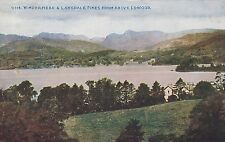 Photochrom Co Ltd Collectable Cumberland & Westmorland Postcards