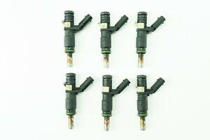 Mercedes SLK350 SLK280 SLK300 Fuel Gas Injector Injectors Set of 6 2720780249