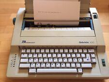 Triumph Adler Gabriele 100 Elektrische Schreibmaschine