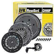 VW GOLF MK6  PASSAT B6 B7 2.0 TDI   LUK GENUINE DUAL MASS FLYWHEEL & CLUTCH KIT