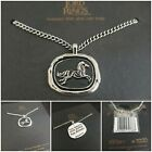 WETA LOTR hobbit Two Towers Rohan Wax Seal Pendant Necklace *NEW* jewellery #1
