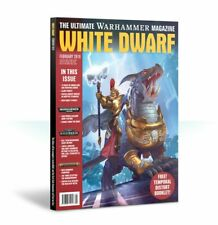 WARHAMMER - WHITE DWARF February 2019 (ENGLISH) - NEW