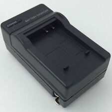 DB-L80 Battery Charger fit SANYO Xacti VPC-CG10 DUAL Camera HD Flash Memory Cam
