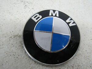 01 BMW 330xi HOOD EMBLEM OEM