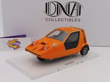 """DNA Collectibles 000003 # Bond Bug Kleinwagen Baujahr 1970 in """" orange """" 1:18"""