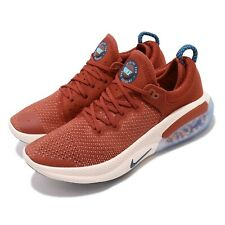 Nike Joyride Run Flyknit Men's Running Red Brown UK 9.5 EUR 44.5 (AQ2730 600)new