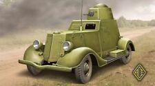 Ace 1/48 Russian BA-20 Light Armoured Car Late Production # 48109