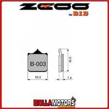 45B00300 PASTIGLIE FRENO ZCOO (B003 EX) KTM LC8 990 SUPERMOTO - SM T 2008 (ANTER