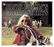 Janis Joplin's Greatest Hits [Bonus Tracks] by Janis Joplin (CD, Apr-2008, Sony…