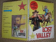 PICCOLO RANGER NUMERO 100 A COLORI LOST VALLEY MARZO 1972