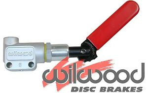 Wilwood Lever Control Brake Bias Proportioning Adjuster Valve - M10x1 Ports