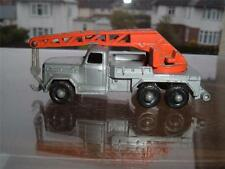 LESNEY MATCHBOX N ° 30 Magirus-Deutz grue camion original descendre 4 les photos