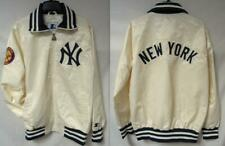 "New York Yankees Mens Size Large ""1903-1952, 50th Year"" Starter Jacket B1 338"