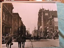 1910 Broadway near W 28 St  NYC New York City Darkroom Photo 8 x 10