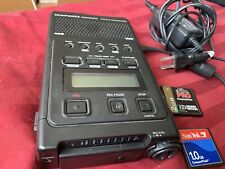 Marantz Professional Solid State Recorder PMD660 Plus 2 SD Cards Remote.