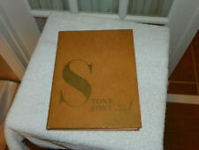 1951 STEPHEN F AUSTIN UNIVERSITY SFA Nacogdoches TX Yearbook Annual Stone Fort