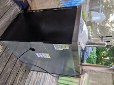 Beverage-Air Dd36Hc-1-B Double Tap Kegerator Beer Dispenser - Black, (1) 1/2 Keg