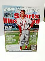 Sports Illustrated August 2010 Stan Musial St Louis Cardinals