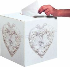Wedding Card Box - Pretty Box For Your Wedding Day Cards & Messages
