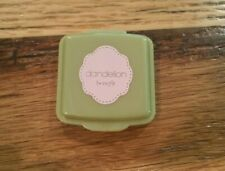 BENEFIT Dandelion Blush Travel Size Baby-Pink Face Brightening Powder .08 oz BN