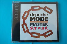 "CD SINGOLO DEPECHE MODE ""MASTER AND SERVANT"" CDBONG6 NUOVO"