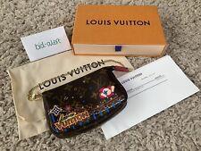 Louis Vuitton MINI POCHETTE ACCESSOIRES Christmas 2020 Limited Edition - N69752