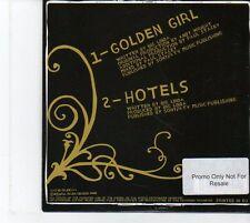 (EU322) Big Linda, Golden Girl - 2008 DJ CD