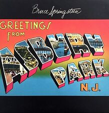 Bruce Springsteen CD Greetings From Asbury Park N.J. - Limited Edition Mini L