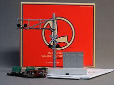 LIONEL MAINLINE DIE CAST WALKOUT CANTILEVER SIGNAL train track accessory 6-22934