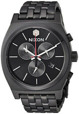 Nixon A972SW2444 Star Wars Black Dial Black Stainless Chronograph Men's Watch