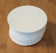 12 Cellulose filter discs mushroom cultivation growing 90mm WIDE MOUTH