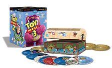Toy Story Trilogy (Blu-ray/DVD, 2010, 10-Disc Set, Includes Digital Copy) *New*