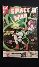 "Space War #24 (1963) GD-VG ""Emerald Moon?"" Charlton Comics*"