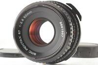 【MINT】 Pentax 67 SMC 90mm f/2.8 Late MF Lens For 6x7 67 II From JAPAN