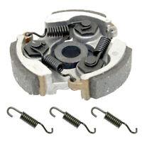 For Mini Moto Quad Dirt Bike Atv Centrifugal Clutch Pad 47cc 49cc 3 Shoe Spring
