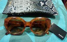 ♡♡♡ BNWT Mimco Stylish ATLANTIS TORT FLASH Hand Made Sunglasses With Soft case