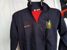 MANCHESTER RUBGY CLUB CLASSIC RETRO COTTON DRILL TOP