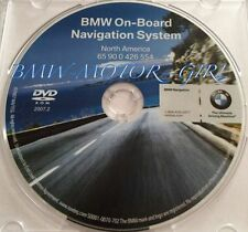 2006 2007 2008 BMW 750 760 i Li Navigation High DVD # 554 Map Edition © 2007.2